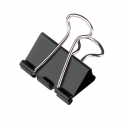 Binder clip 15mm paquet de 12