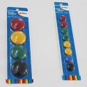 Boutons de fixation magnétique Nisprea 20 mm