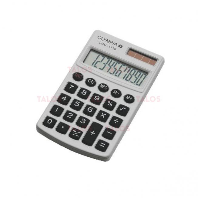 Calculatrice Olympia 10 chiffres