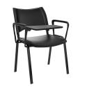 Chaise Smart Conférence Structure Noir