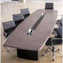 Table de réunion Iris en PVC 6m