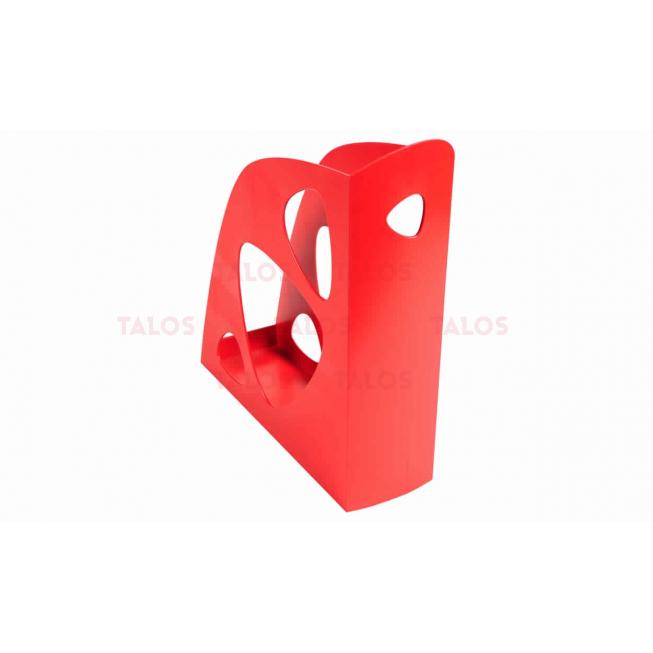 Porte revue Ecomag rouge