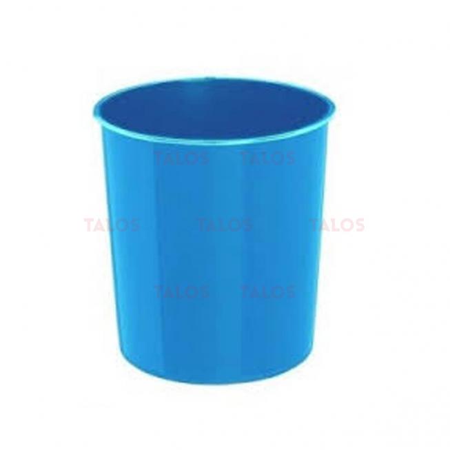 Corbeille à papier Sunrise turquoise Arda