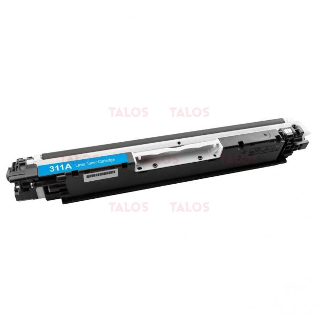 Toner HP adaptable 126A cyan