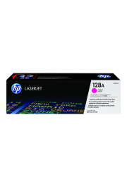 Toner HP 128A magenta pour imprimante laser