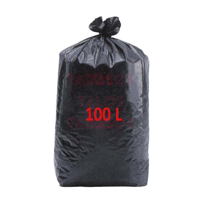 Sac poubelle 100L paquet de 25