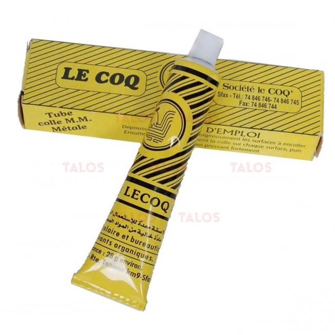 Colle Tube Le COQ 35gr