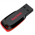 Flash disque SanDisk 16GB Cruzer Blade USB 2.0