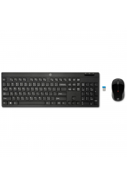 Kit clavier et souris HP 200 sans fil