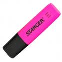 Marqueur fluorescent rose STANGER