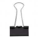Binder clip DELI 15 mm PAQUET DE 12