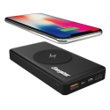 Power bank Energizer QE10000CQ sans fil Qi pour iPhone/Android