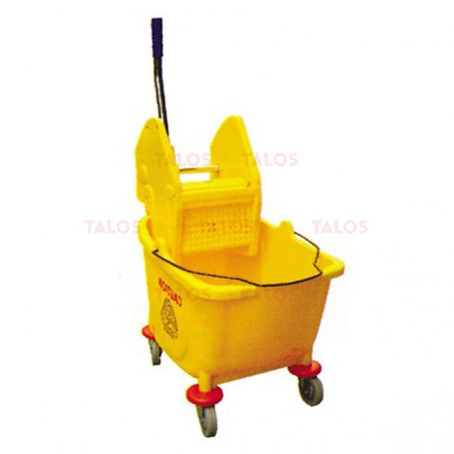 Chariot de nettoyage single MOP Trolley 30L