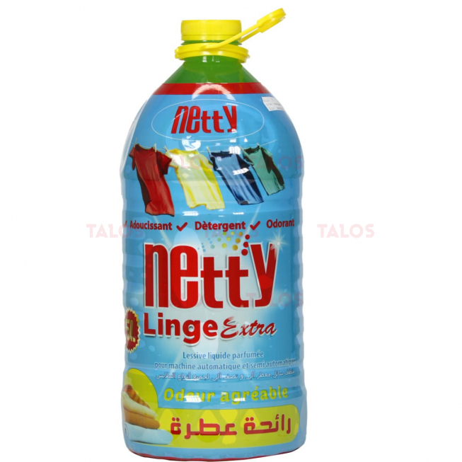 NETTY LAVE LINGE EXTRA 5L