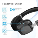 WIRELESS SETERO HEADSET BLACK