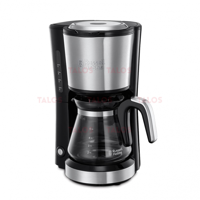 CAFETIERE COMPACT HOME INOX 625ml RH